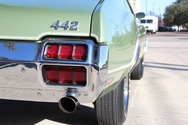 1972 Oldsmobile Cutlass 442 in Austin, Texas 78726