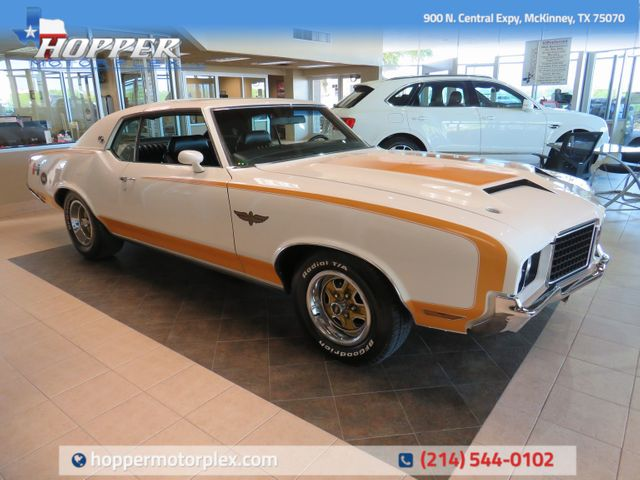 1972 Oldsmobile Hurst/Olds 442