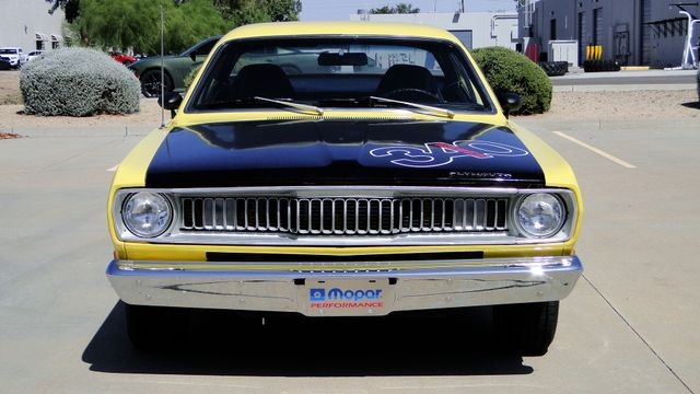 1972 Plymouth DUSTER 4 SPEED,340cu Phoenix, Arizona 5