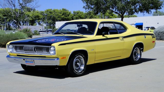 1972 Plymouth DUSTER 4 SPEED,340cu Phoenix, Arizona 11