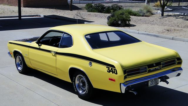 1972 Plymouth DUSTER 4 SPEED,340cu Phoenix, Arizona 16