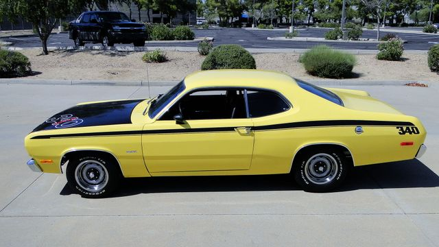 1972 Plymouth DUSTER 4 SPEED,340cu Phoenix, Arizona 24