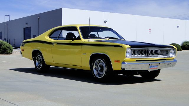1972 Plymouth DUSTER 4 SPEED,340cu Phoenix, Arizona 19