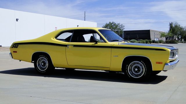 1972 Plymouth DUSTER 4 SPEED,340cu Phoenix, Arizona 7