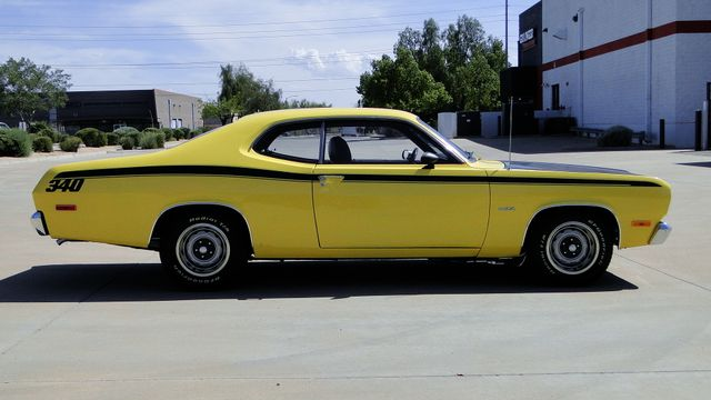 1972 Plymouth DUSTER 4 SPEED,340cu Phoenix, Arizona 21