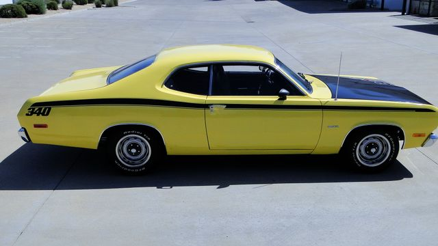 1972 Plymouth DUSTER 4 SPEED,340cu Phoenix, Arizona 25