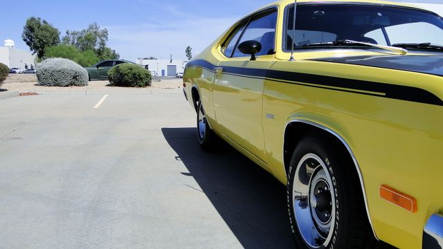 1972 Plymouth DUSTER 4 SPEED,340cu Phoenix, Arizona 15
