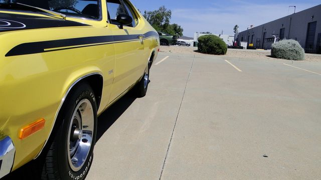 1972 Plymouth DUSTER 4 SPEED,340cu Phoenix, Arizona 13