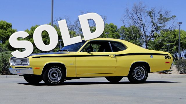 1972 Plymouth DUSTER 4 SPEED,340cu Phoenix, Arizona