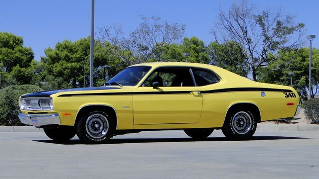 1972 Plymouth DUSTER 4 SPEED,340cu Phoenix, Arizona 10