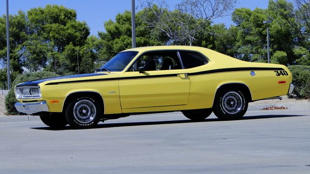 1972 Plymouth DUSTER 4 SPEED,340cu Phoenix, Arizona 14