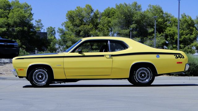 1972 Plymouth DUSTER 4 SPEED,340cu Phoenix, Arizona 18