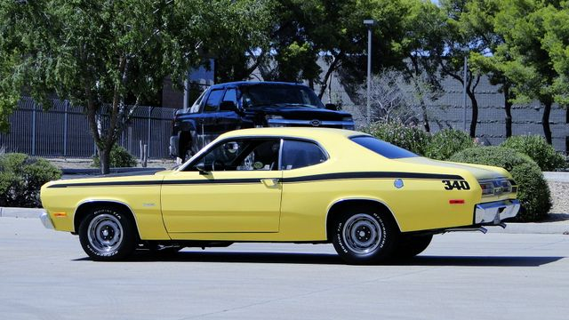 1972 Plymouth DUSTER 4 SPEED,340cu Phoenix, Arizona 20