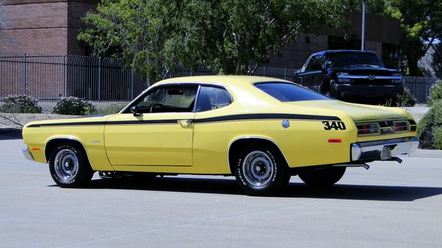 1972 Plymouth DUSTER 4 SPEED,340cu Phoenix, Arizona 22