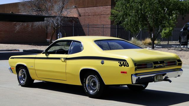1972 Plymouth DUSTER 4 SPEED,340cu Phoenix, Arizona 12