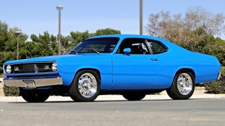 1972 Plymouth HEMI DUSTER RESTO-MOD Phoenix, Arizona