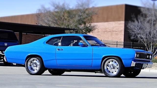 1972 Plymouth HEMI DUSTER RESTO-MOD in Phoenix, Arizona 85027