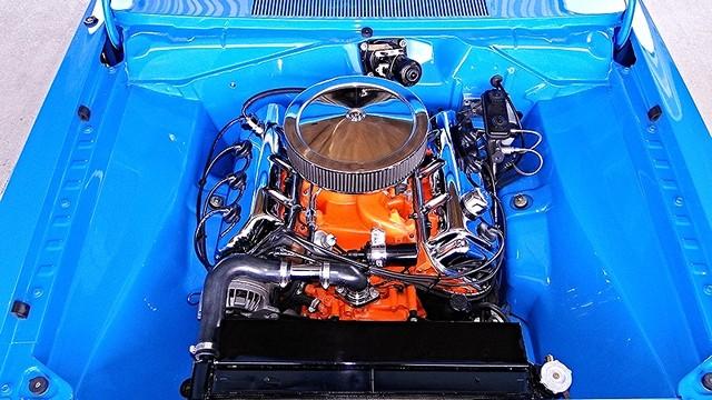 1972 Plymouth HEMI DUSTER RESTO-MOD Phoenix, Arizona 4