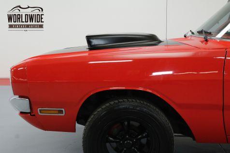 1972 Plymouth SCAMP/DART SUPER STOCK RESTORED! OVER THE TOP BUILD 496V8   Denver, CO   Worldwide Vintage Autos in Denver, CO