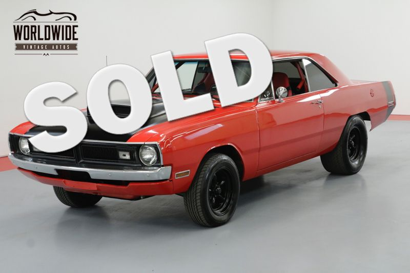 1972 Plymouth SCAMP DART. RESTORED! OVER THE TOP BUILD 496V8 727 TRANS   Denver, CO   Worldwide Vintage Autos