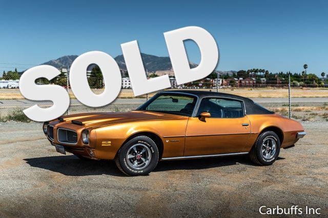 1972 Pontiac Firebird Formula 400 | Concord, CA | Carbuffs in Concord