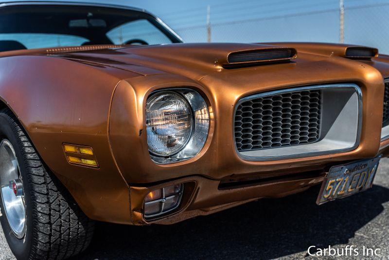 1972 Pontiac Firebird Formula 400   Concord, CA   Carbuffs in Concord, CA