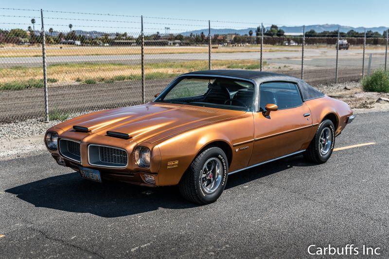 1972 Pontiac Firebird Formula 400 | Concord, CA | Carbuffs in Concord, CA