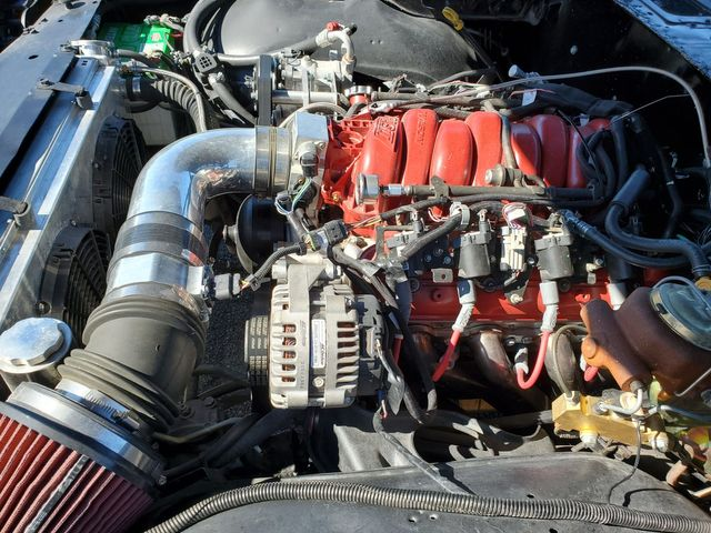 1972 Pontiac Firebird Formula LS Swap in Hope Mills, NC 28348
