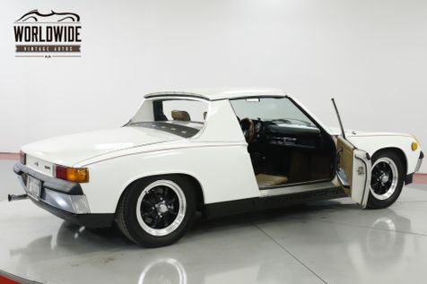 1972 Porsche 914 1.7L FUEL INJECTED 5-SPEED UNMOLESTED | Denver, CO | Worldwide Vintage Autos in Denver, CO