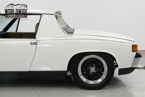 1972 Porsche 914 1.7L FUEL INJECTED 5-SPEED UNMOLESTED | Denver, CO | Worldwide Vintage Autos in Denver, CO