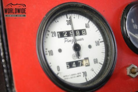 1972 Steyr Puch PINZGAUER 710M 9 PASSENGER TROOP CARRIER 24V SOFT TOP  | Denver, CO | Worldwide Vintage Autos in Denver, CO