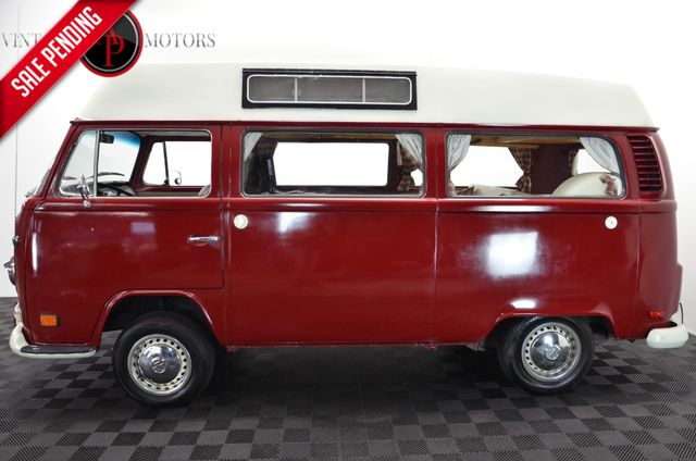 1972 Volkswagen BUS RARE MODEL HIGHLY OPTIONED ADVENTURE WAGON