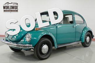 1972 Volkswagen BEETLE CLASSIC BUG  | Denver, CO | Worldwide Vintage Autos in Denver CO