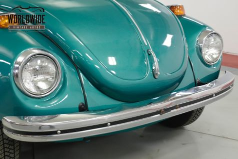 1972 Volkswagen BEETLE CLASSIC BUG  | Denver, CO | Worldwide Vintage Autos in Denver, CO