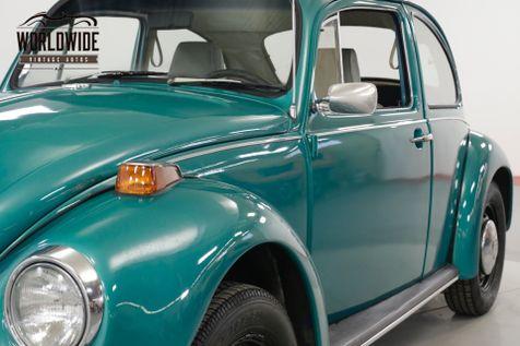 1972 Volkswagen BEETLE CLASSIC BUG    Denver, CO   Worldwide Vintage Autos in Denver, CO