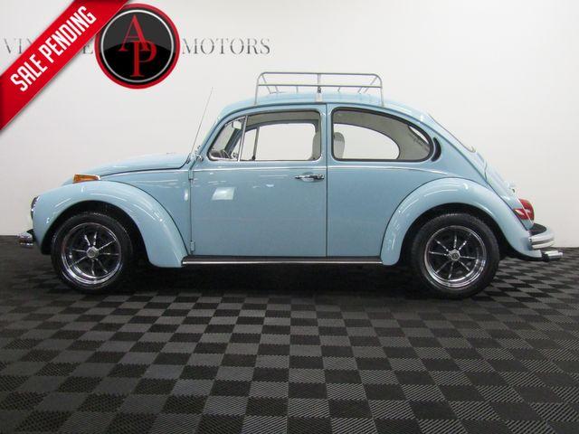 1972 Volkswagen Beetle RESTORED
