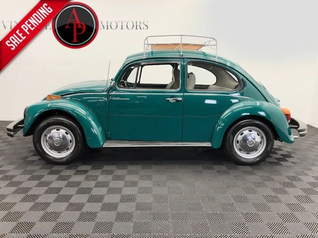 1972 Volkswagen BEETLE AIR CONDITIONING ROOF RACK