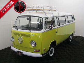 1972 Volkswagen BUS TIN TOP WITH RARE PANORAMIC SUN-ROOF in Statesville, NC 28677