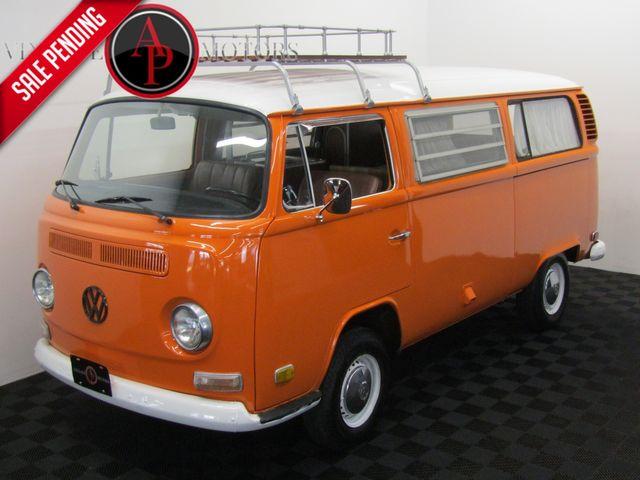 1972 Volkswagen Bus RARE AC BUS RESTORED