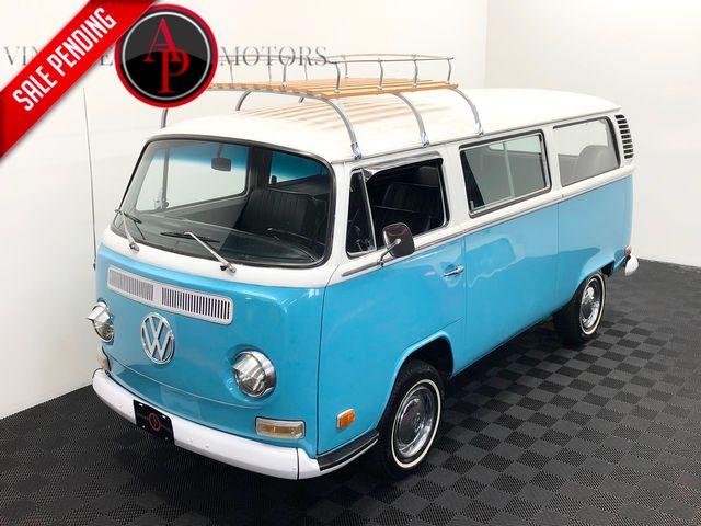 1972 Volkswagen BAY WINDOW RESTORED TRANSPORTER