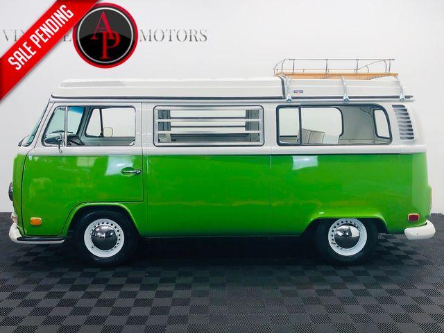 1972 Volkswagen BAY WINDOW BUS WESTFALIA SHOW QUALITY