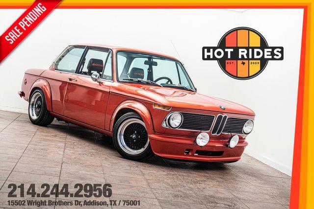 1973 BMW 2002 Resto-Mod