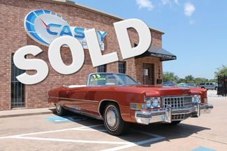 1973 Cadillac El Dorado Convertible | League City, TX | Casey Autoplex in League City TX