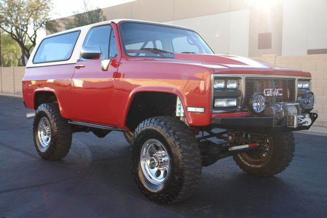 1973 Chevrolet Blazer Phoenix, AZ 0