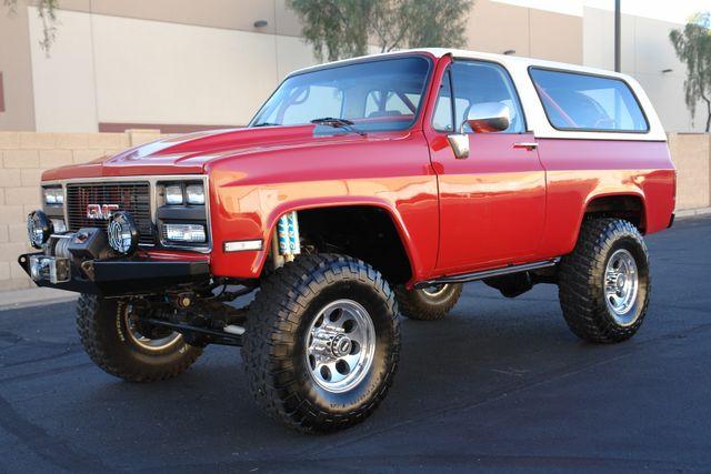 1973 Chevrolet Blazer Phoenix, AZ 4