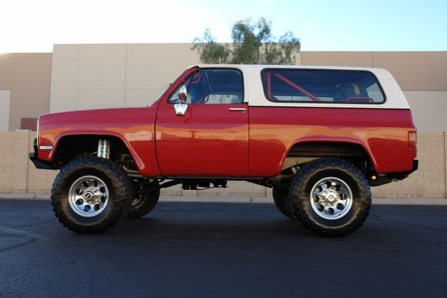1973 Chevrolet Blazer Phoenix, AZ 5