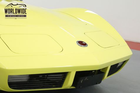 1973 Chevrolet CORVETTE L82 350 4 SPEED T-TOP | Denver, CO | Worldwide Vintage Autos in Denver, CO