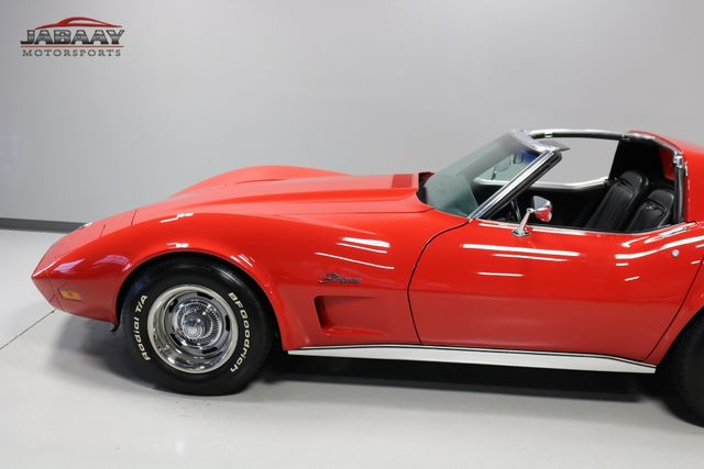1973 Chevrolet Corvette Sting Ray Merrillville, Indiana 30
