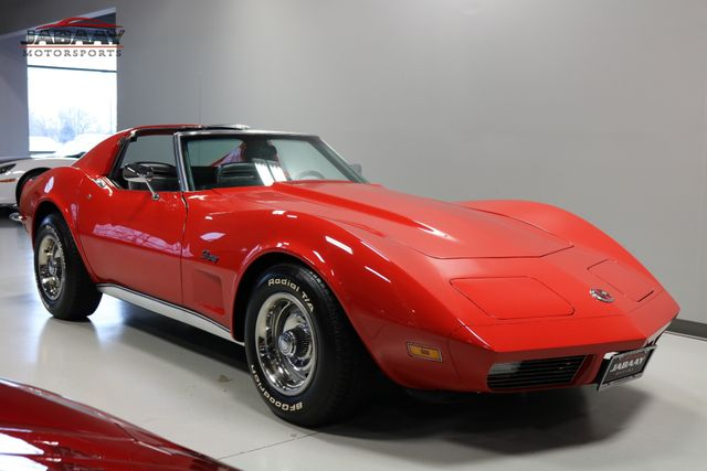1973 Chevrolet Corvette Sting Ray Merrillville, Indiana 6