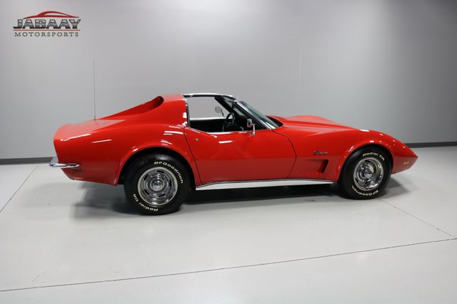 1973 Chevrolet Corvette Sting Ray Merrillville, Indiana 39